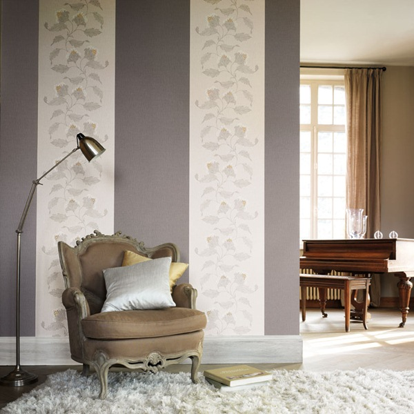 Decorar con papel pintado tradicional decoraciones for Papel pintado para pintar castorama